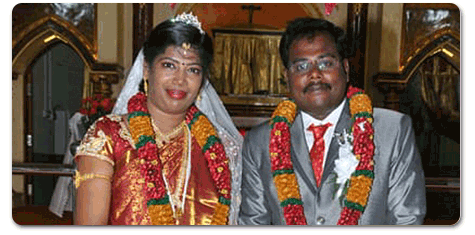 Christian Matrimony Success Story - www.christianthirumanam.com